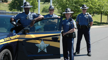 Oregon State Police : Welcome Page : State of Oregon
