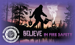 "Bigfoot ""Believe"" Social Media Image"