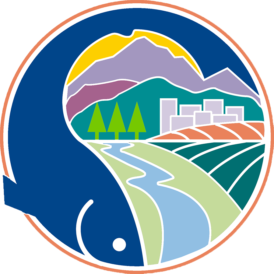 Oregon Plan for Salmon and Watersheds logo