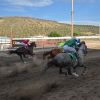 Horses racing in Grants Pass